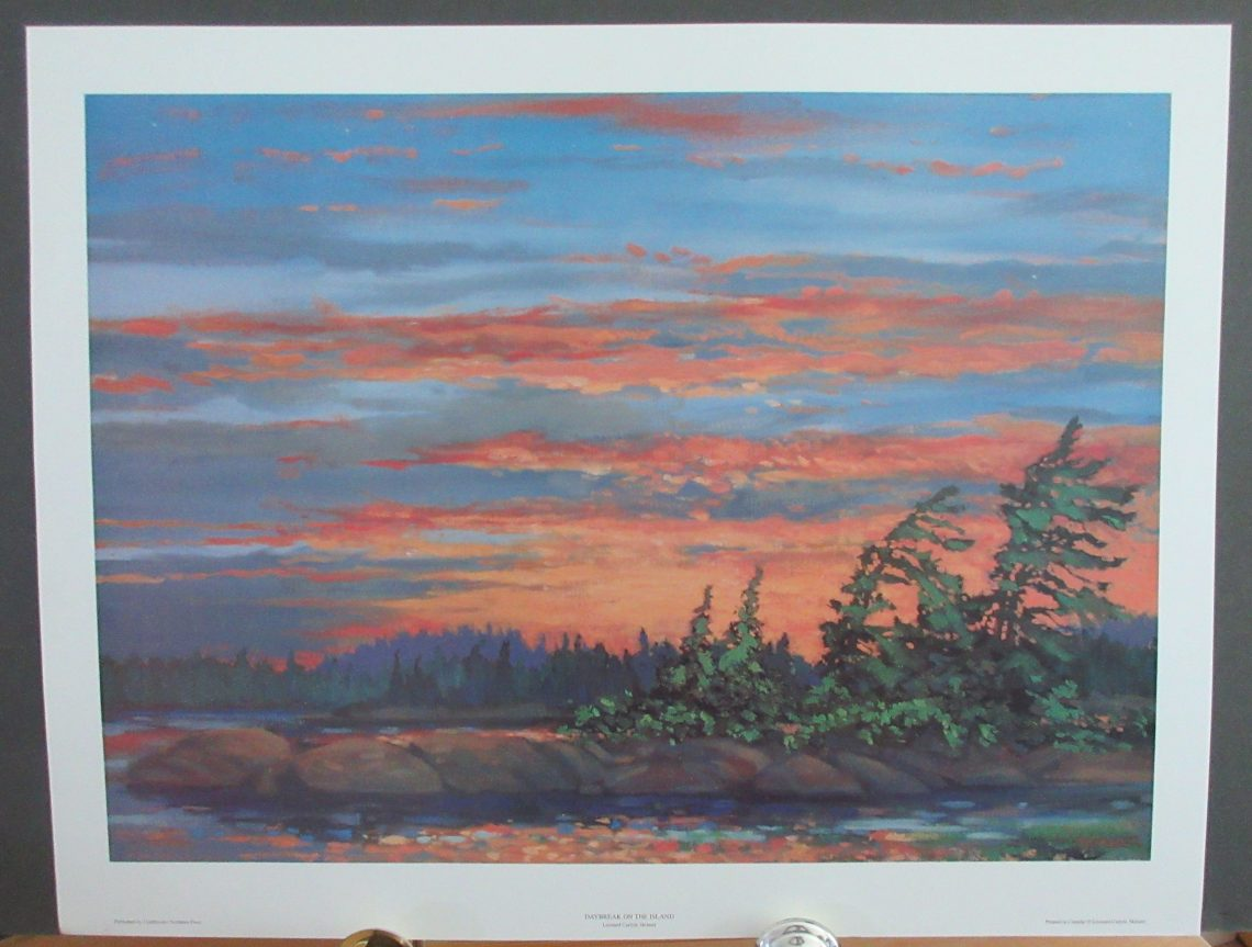 Daybreak on the Island