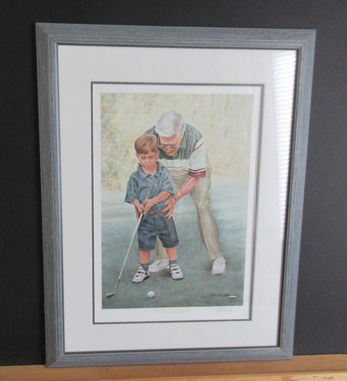 The Granddad Open