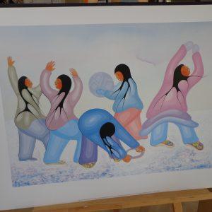 Winter Dancers